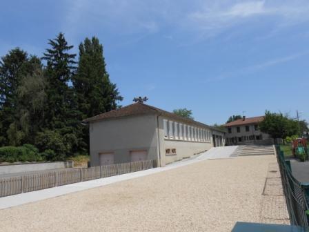 Commune de Lescheroux